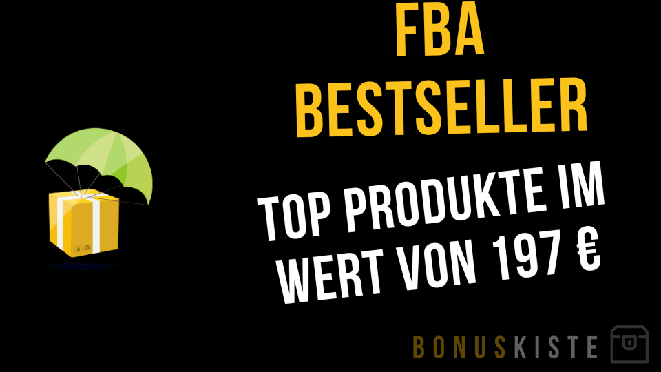 Amazon Fba deutsch