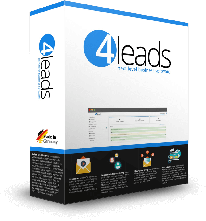 meine perfekte online strategie 4leads
