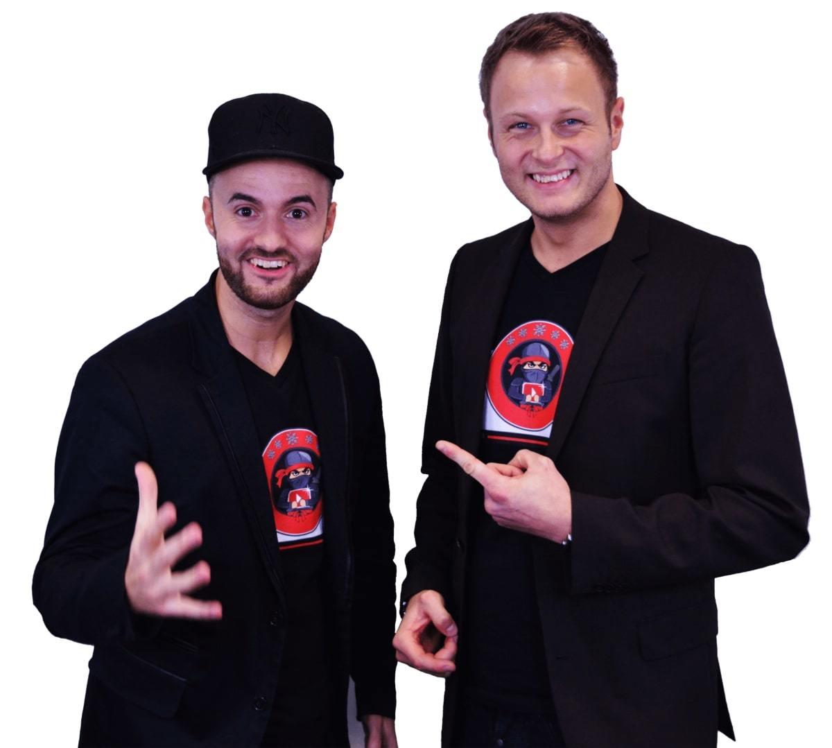 Daniel Hauber und Stefan Beier Erfahrungen